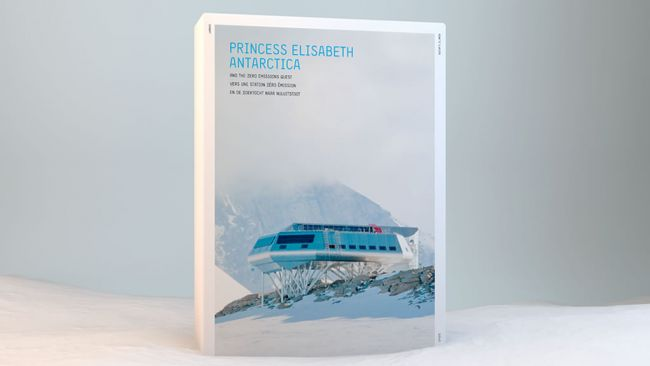 Princess Elisabeth Antarctica: The Book
