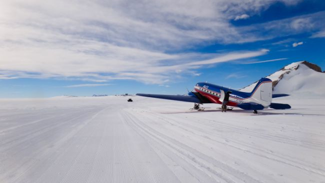 Preparing IceCon and Be:Wise Antarctic fieldtrip