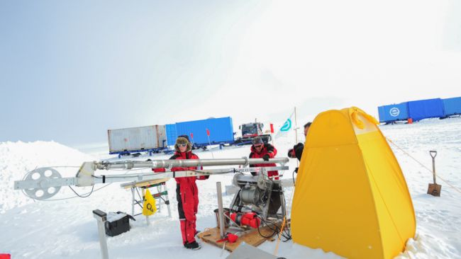 Drilling for Answers in Antarctica: The IceCon & Be:Wise Projects