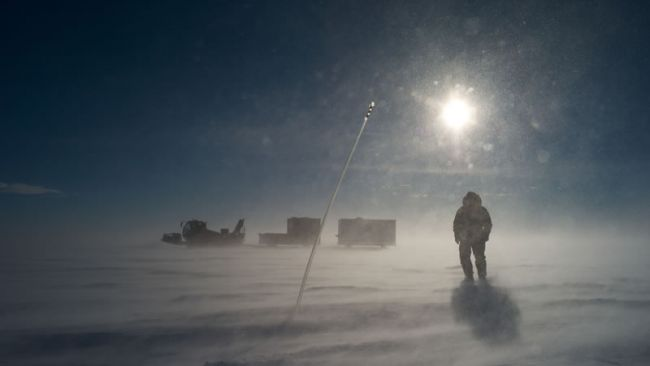 Polar Research in a Sea of White - © International Polar Foundation