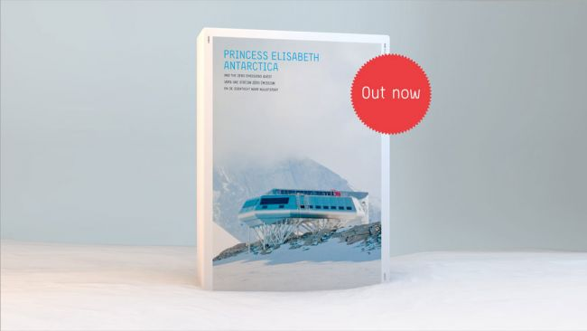 Book: Princess Elisabeth Antarctica - and the Zero Emissions Quest - © International Polar Foundation