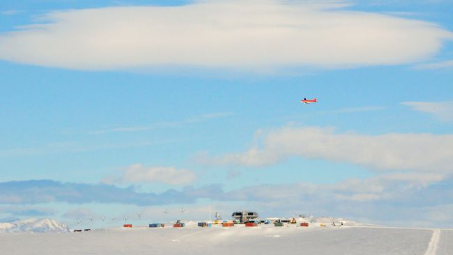 Snapshots of Scientific Research at the Princess Elisabeth Antartica