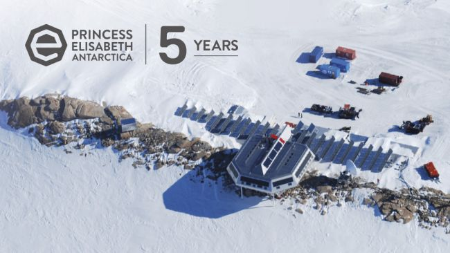 Princess Elisabeth Antarctica turns five!