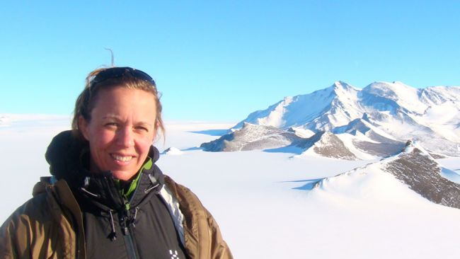 Birgit Fremault (FEB) - © International Polar Foundation