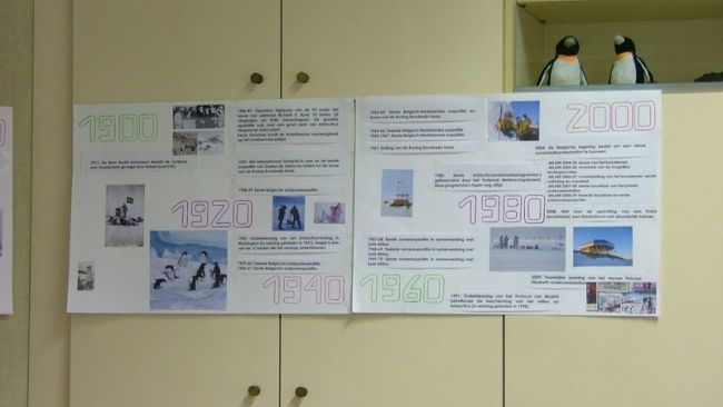 Antarctica Posters - © International Polar Foundation