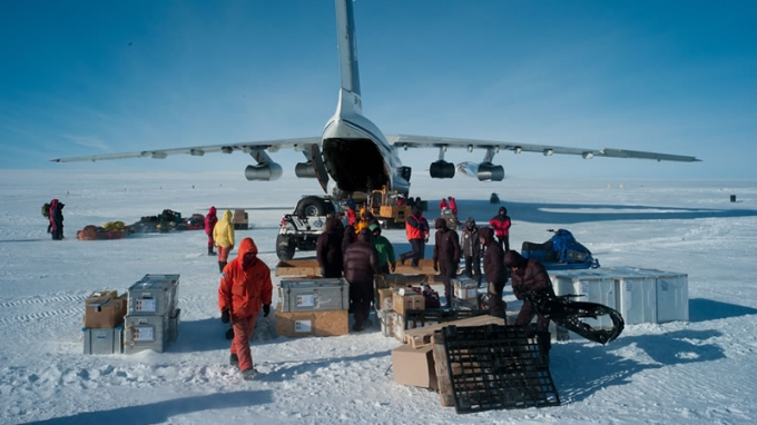IPF as Antarctic Operator
