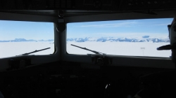 Antarctica from the air - International Polar Foundation / IPF